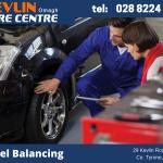 Kevlin Tyre Centre Omagh, wheel balancing